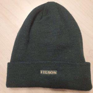 Filson 100% Wool Winter Cap